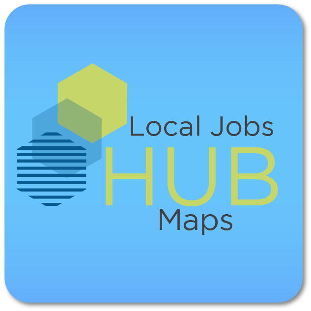 Local Job Hub Map