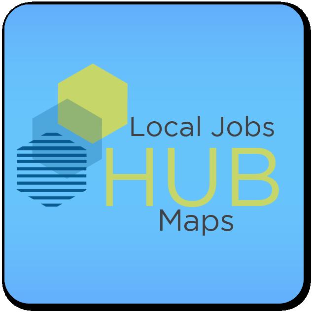 Local Job Hub Map