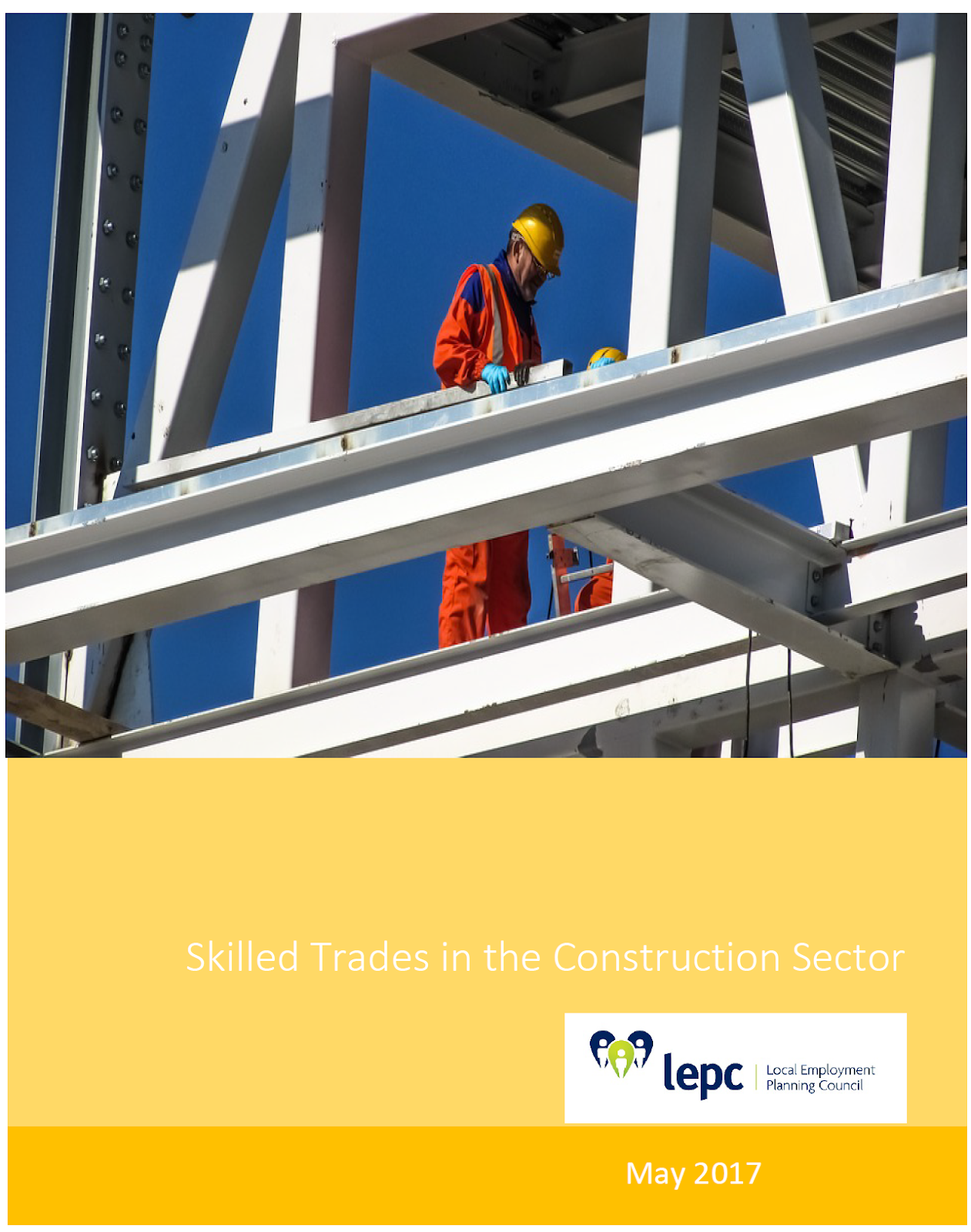 Skilled Trades in the Construction Sector