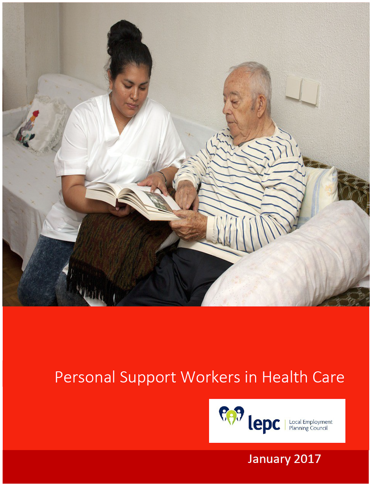 Report on Personal Support Workers in Health Care