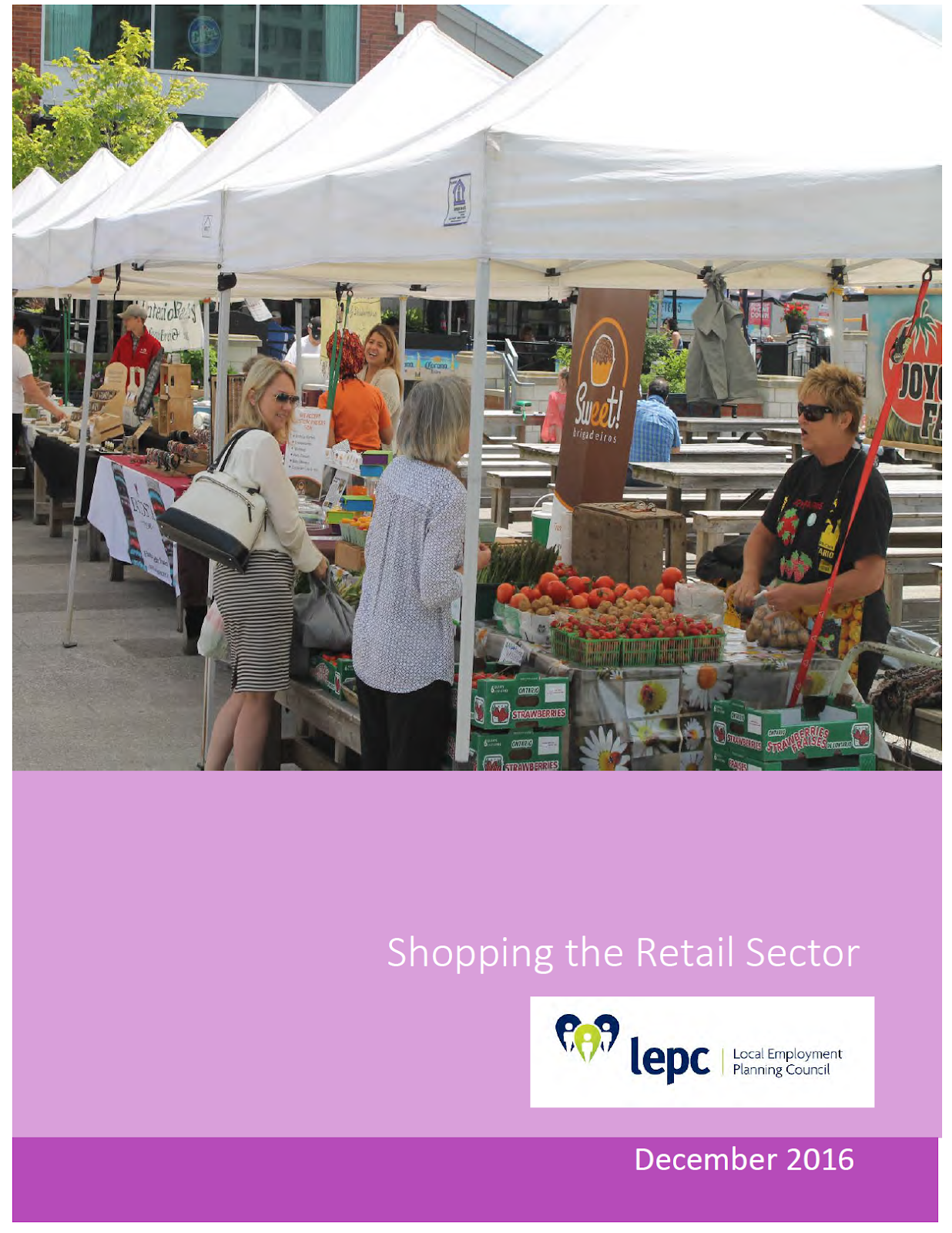 Shopping the Retail Sector