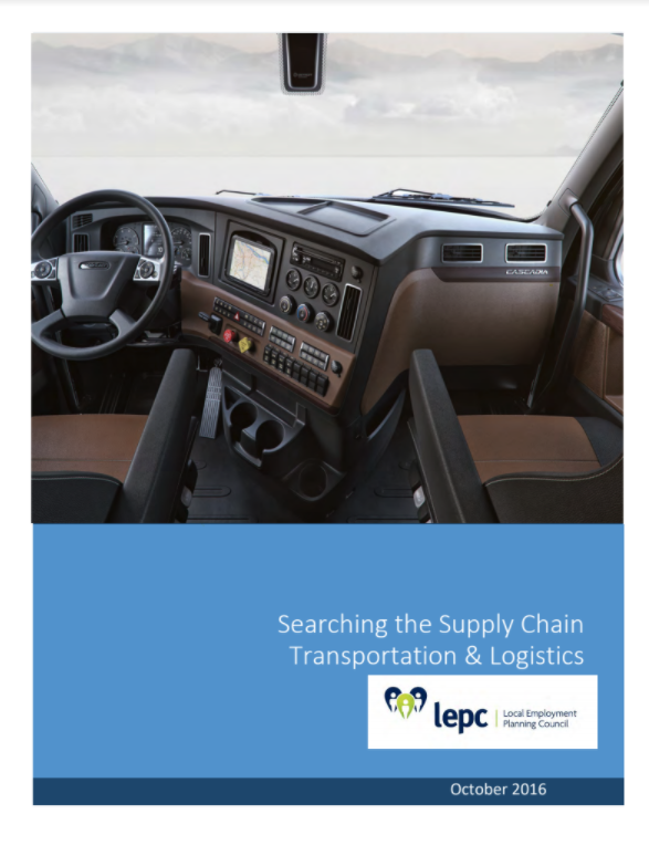 Searching the Supply Chain - Transportation & Logisitics