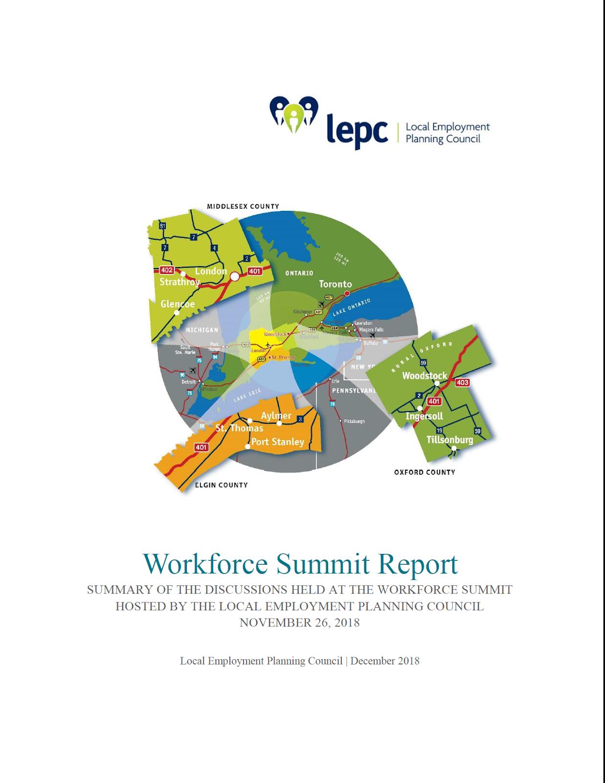Workforce Summit Report