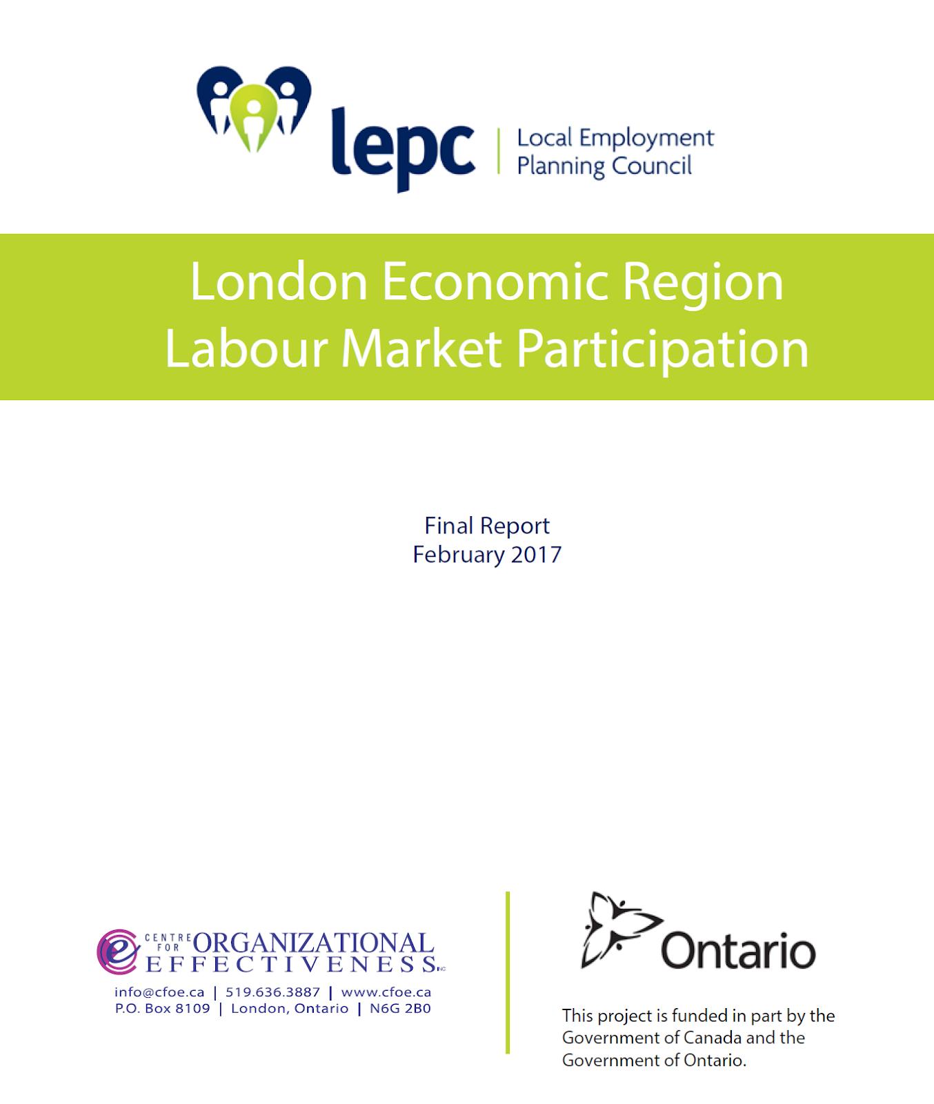 Labour Market Participation in the LER