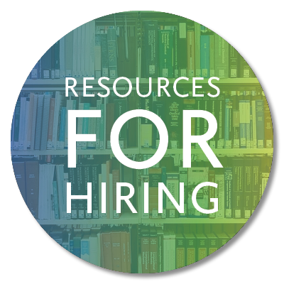 Hiring and Training Resources for Employers
